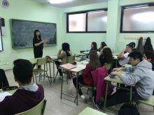 GABRIELLA IN CLASS